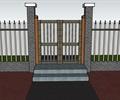 铁艺栏杆,栏杆,栏杆围栏