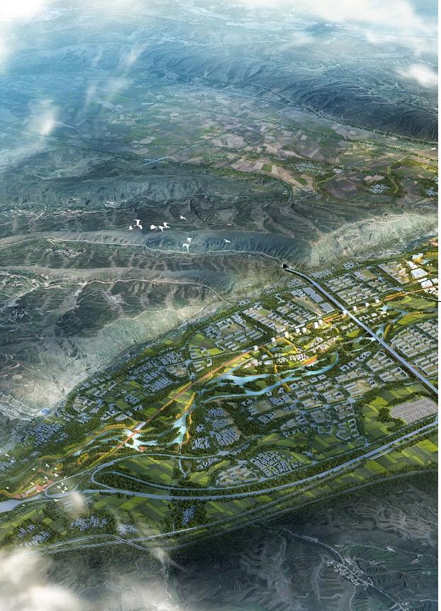 河湟高城-多巴新城概念规划和总体城市设计方案高清文本(4)