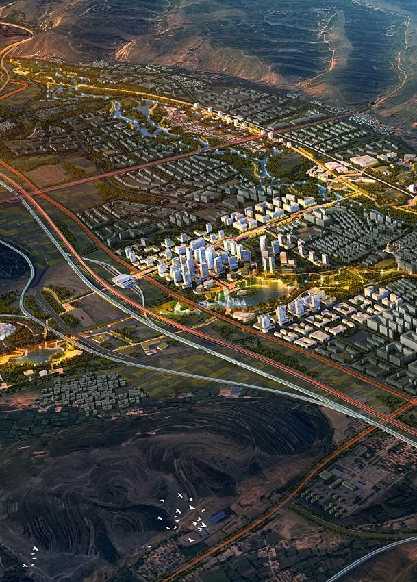 河湟高城-多巴新城概念规划和总体城市设计方案高清文本(6)