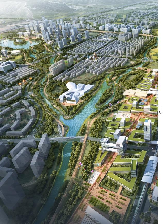 河湟高城-多巴新城概念规划和总体城市设计方案高清文本(8)
