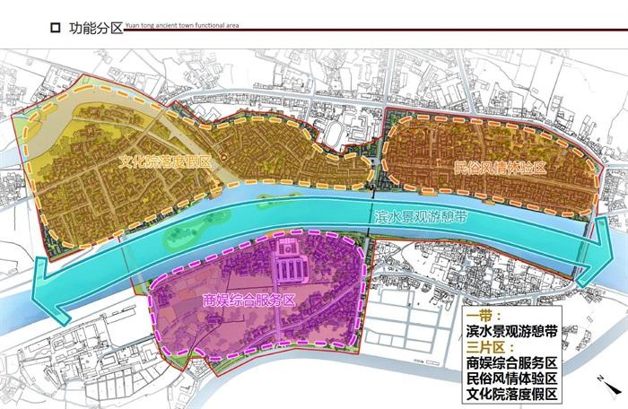 成都元通古鎮旅游發展總體規劃設計方案高清文本(1)