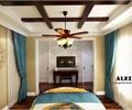 卧室,卧室装饰,卧室空间,吊灯