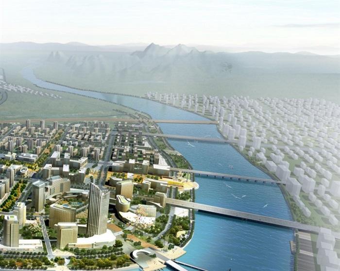赤峰市红山区桥北区分区规划设计pdf方案(2)