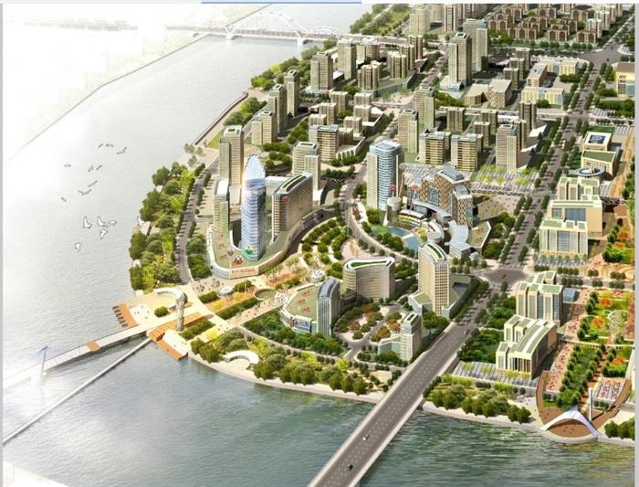 赤峰市红山区桥北区分区规划设计pdf方案(4)