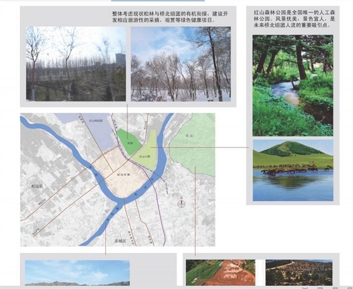 赤峰市红山区桥北区分区规划设计pdf方案(7)
