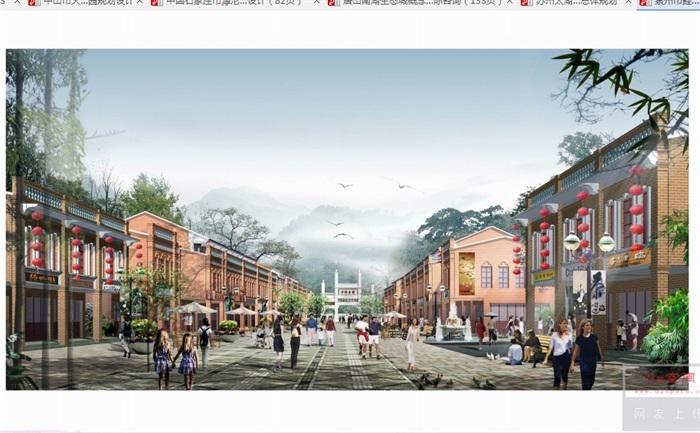 泉州市鲤城区江南新区次中心城市规划设计pdf方案(5)