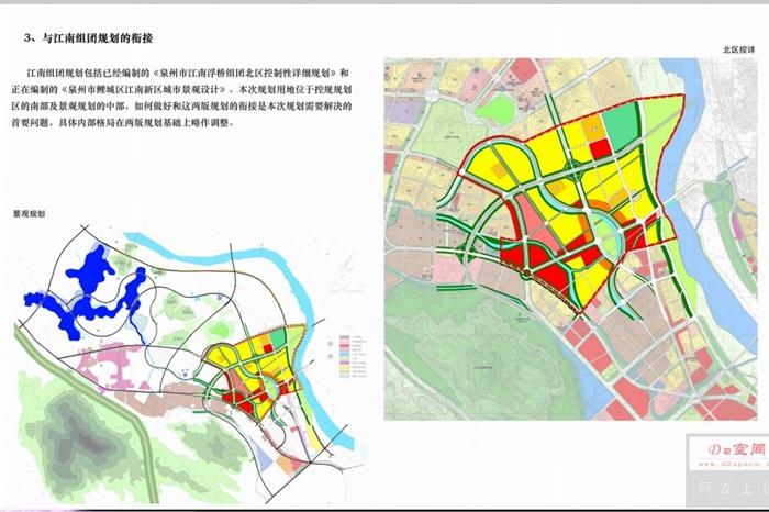 泉州市鲤城区江南新区次中心城市规划设计pdf方案(9)