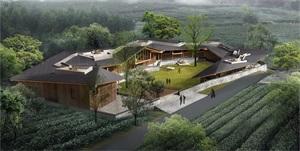 成都市郊野村落旅游民宿景观设计