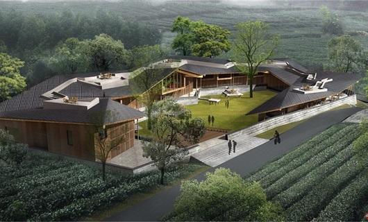 成都市郊野村落旅游民宿景觀設計
