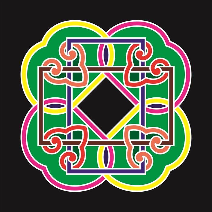 蒙古族图案草原文化蒙元文化jpg图案
