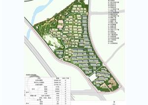 太原报批详细住宅小区设计cad及jpg方案