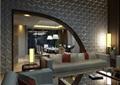 豪华别墅家装室内设计cad施工图效果图