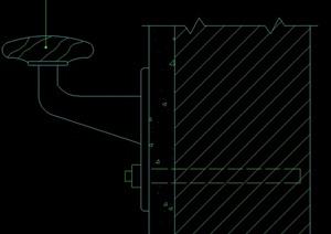 栏杆、扶手设计cad方案