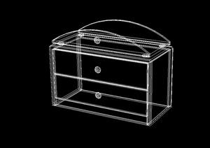 室内家具柜子素材设计cad方案