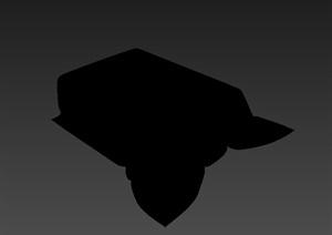 软装布艺素材设计3d模型