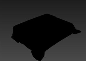 室内软装布艺素材设计3d模型
