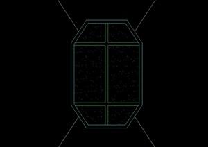 灯具设计cad方案