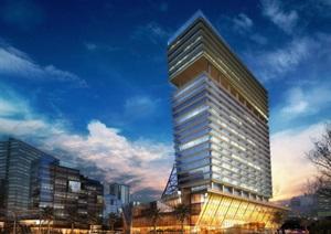 中新广州知识城地块项目商业环境pdf方案