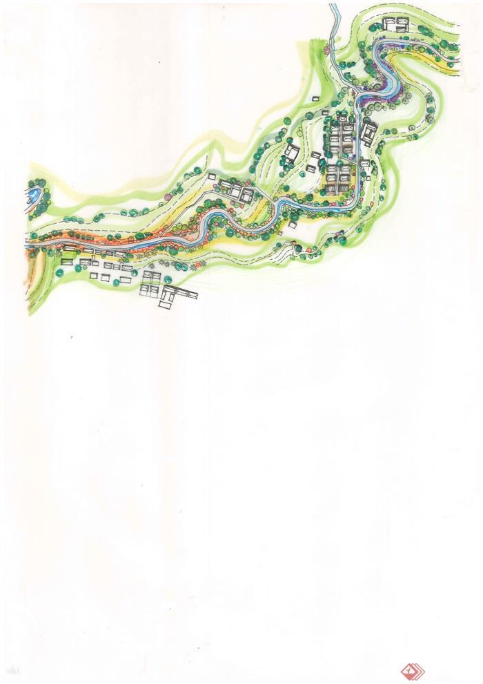 风景区,风景区景点,景区,景区规划