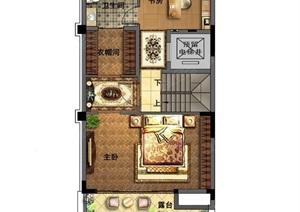 21個聯排別墅戶型圖