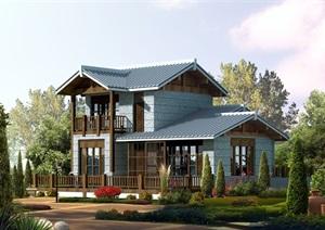日式别墅方案设计cad图