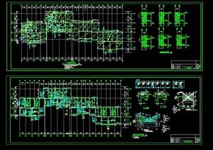 多层住宅设计CAD方案图