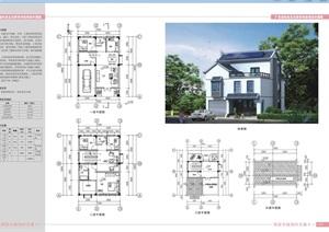 中式别墅设计jpg方案图