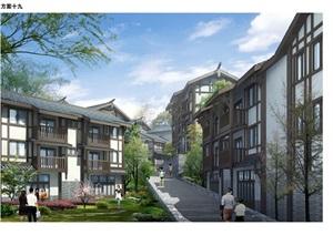 古典中式住宅楼设计jpg方案