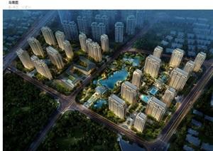 大宁国际社区住宅景观ppt方案