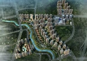 太东硅谷住宅规划pdf方案设计