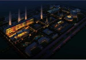 工业遗产煤气厂改造规划设计方案 67页