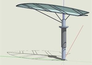 玻璃小品素材设计SU(草图大师)模型