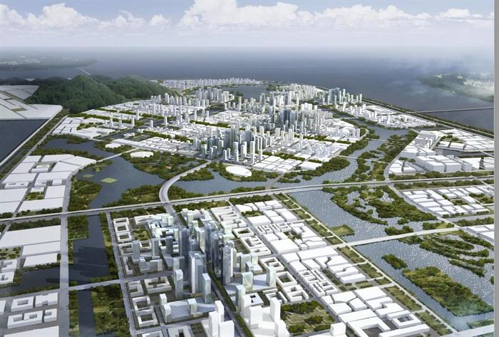 温州瓯江口新区规划设计方案高清文本(2)