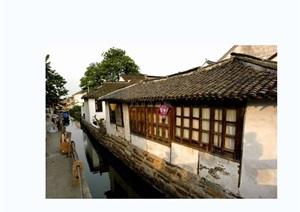 中国民居之周庄旅游景观jpg实景图
