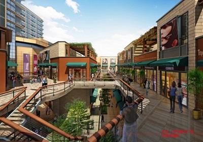 城市商业广场规划JPG文本