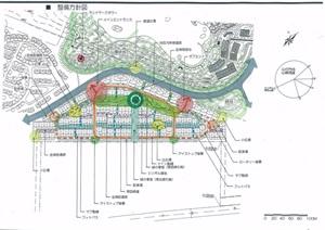 山水草堂住宅景观设计jpg全套图纸