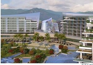 某详细美高梅大酒店公共区域jpg方案概念