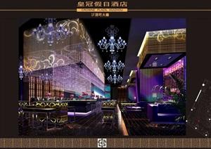 惠州皇冠皇朝会浪涛沙酒吧空间jpg效果图