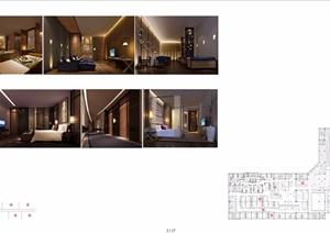 某御水君悦温泉会所室内设计jpg方案