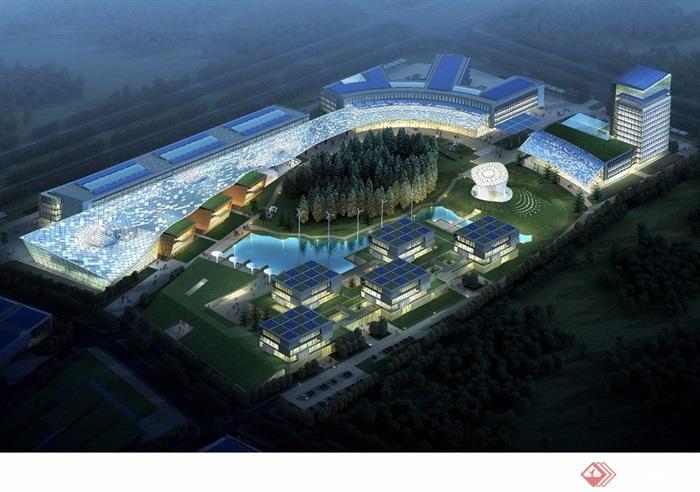 中环光谷产业园详细规划jpg方案