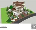 自建别墅和景观设计