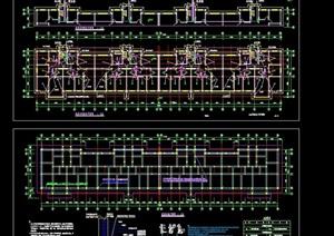 某住宅楼电器cad方案图纸