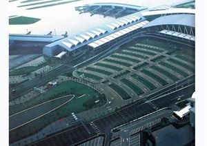某国际机场一期航站楼jpg方案
