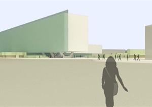 天津空港建筑方案设计pdf方案