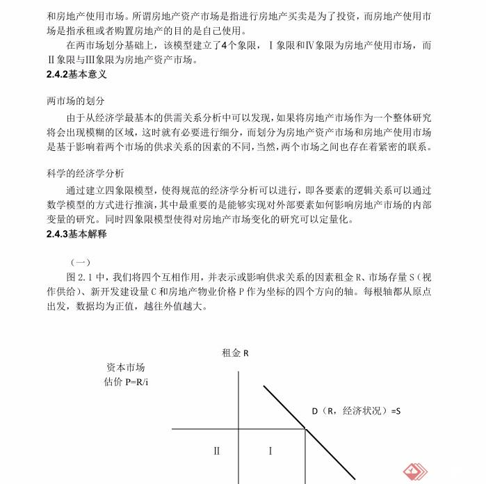 北京市养老地产区域研究pdf报告