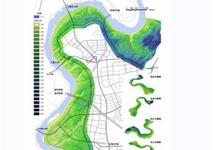 某两江四岸总体城市设计jpg方案