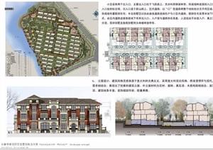 某现代详细的住宅项目景观概念ppt方案