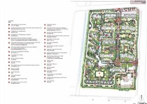 某详细新典欧城住宅景观设计ppt方案