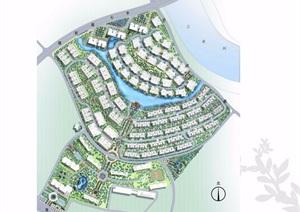 某凤凰水城C地块住宅景观jpg方案