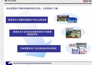 某度假别墅研究综合ppt报告